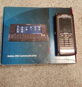 Nokia e90 оригинал