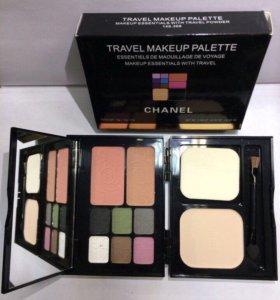 Тени - Chanel - Палетки Chanel Travel Makeup Palet