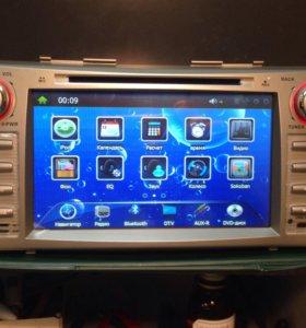 Головное устройство для Toyota Camry