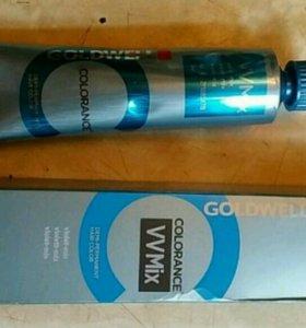 Краска для волос Goldwell colorance микстон VV Mix