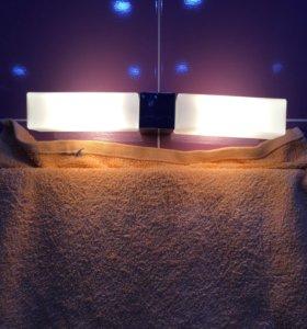 Накладной настенно-потолочный светильник