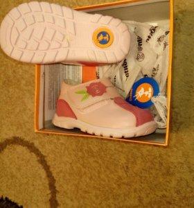 Ортопедические ботинки новые