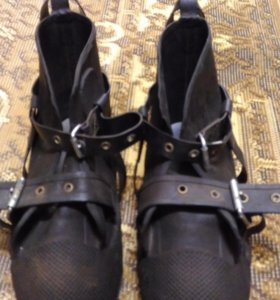 Ботинки водолазные.новые