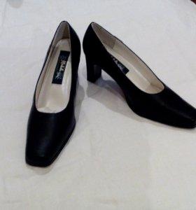 Туфли новые кожа