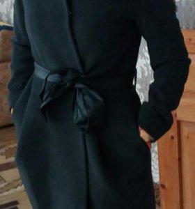 Пальто-футляр