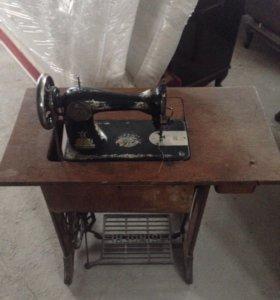 Швейная машинка singer 19 век