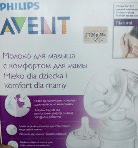 Новый молокоотсос AVENT