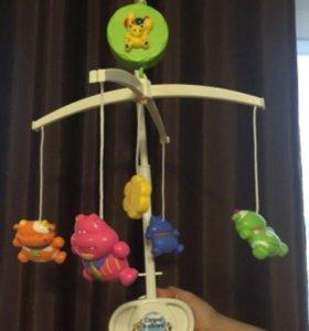 Детский музыкальный мобиль Canpol babies