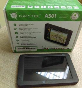 Навигатор Navitel A501