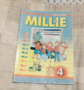 Книга MILLIE 4 Класс