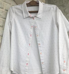 Блузка Школьная 130 рост