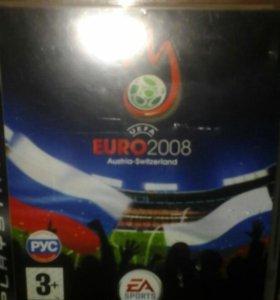 Продам уефа евро 2008  для пс3