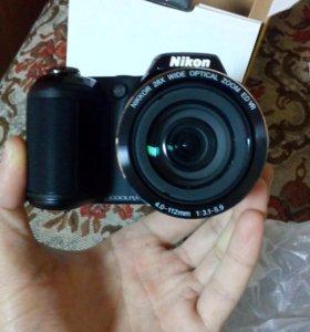 Фотоаппарат nikonL340