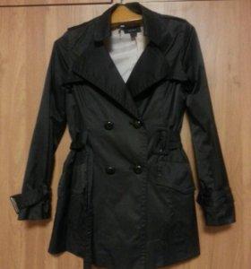 Плащ, укороченная курточка
