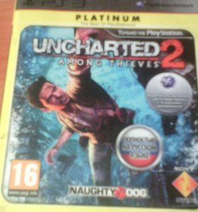 UNCHARTED2 на Sony playtation 3