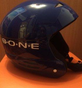 Горнолыжный шлем, р-р меньше 58.