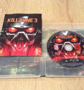 "Игра для PS3 ""KILLZONE 3"""