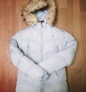 Пуховик-куртка женская