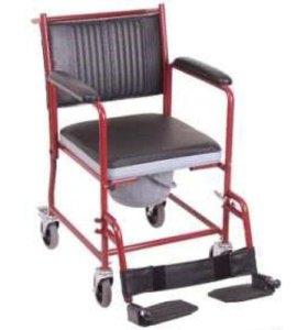 Кресло инвалидное, санитарный стул.