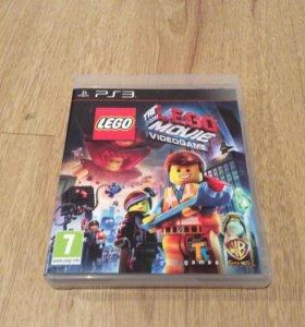"""Игра для PS3 """" THE LEGO MOVIE"""""""
