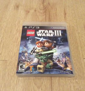 "Игра для PS3 "" LEGO STAR WARS III """