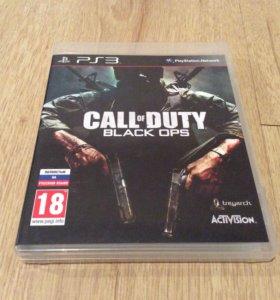 """Игра для PS3 """" CALL OF DUTY  BLACK OPS"""""""