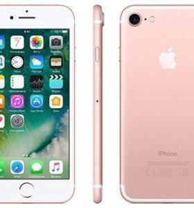 iPhone 7 32Гб Розовый
