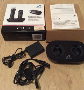 Зарядная станция  PlayStation Move CHARGING STATIO