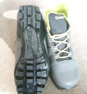 Лыжные ботинки decatlon