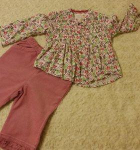 💎 74р. Стильная одежда для маленькой красотки