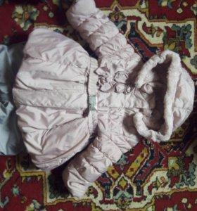 Зимний костюм Войчик р. 80