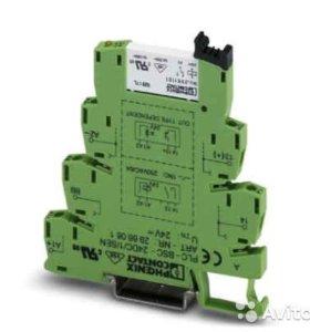 Релейный модуль - PLC-RSC- 24DC/ 1AU/SEN - 2966317