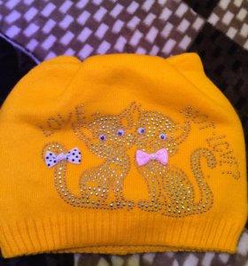 Зима новая шапка