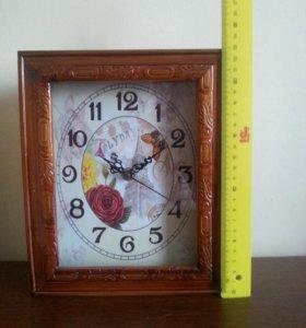 Ключница-часы новая