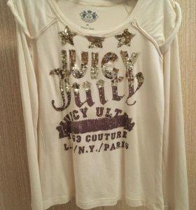 Футболка juicy couture оригинал