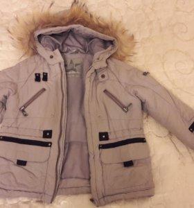 Куртка на 104 см