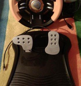 Игровой руль Speed wheel 3 MT