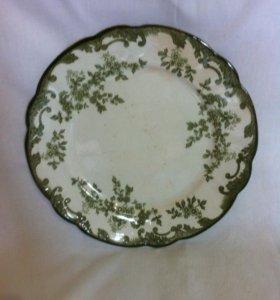 Старинная тарелка Всеукртрест  1920-1930 г.г.