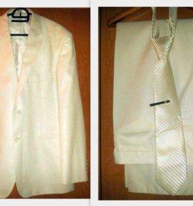 Мужской костюм, свадебный
