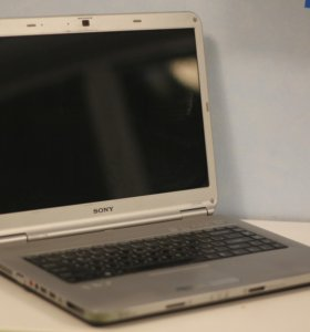 Sony vaio vgn-ns31mr 15.4, 320Гб, windows10