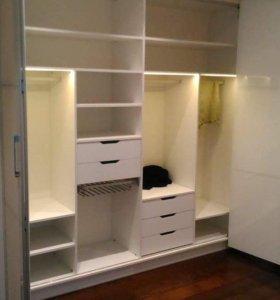 Производство или сборка кухонь и корпусной мебели