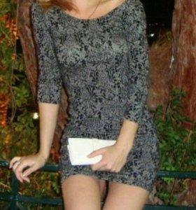 обмен из Австрии вечернее платье