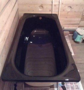 Жидкий акрил Шунгит - Эмаль для ванн