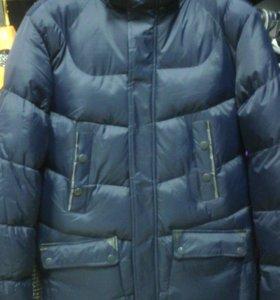 Мужская Куртка- (зима)
