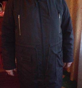 Куртка мужская (две в одной)
