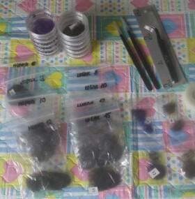 Материалы для наращивания ресниц