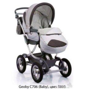 Коляска 2 в 1 Geoby C706 (baby)