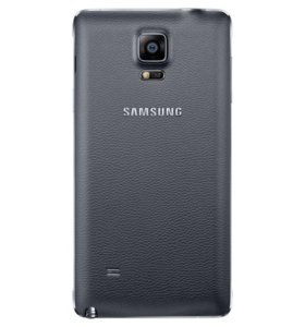 Смартфон Samsung Galaxy Note 4 SM-N910C 32 Гб черн