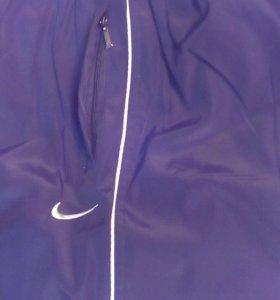 Теплые мужские брюки Nike на синтепоне 52-54