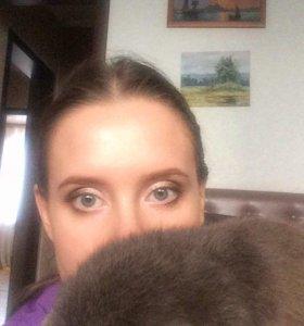 Макияж и причёска